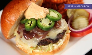 43% Off Bar Food at Teakwoods Tavern & Grill at Teakwoods Tavern and Grill, plus 6.0% Cash Back from Ebates.