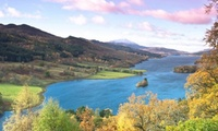 Perthshire: 2- or 3-Night Self-Catering Cottage Stay with Spa Access for Four or Six at Moness Resort