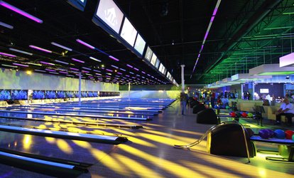 Up to 41% Off Bowling Package at Via Entertainment