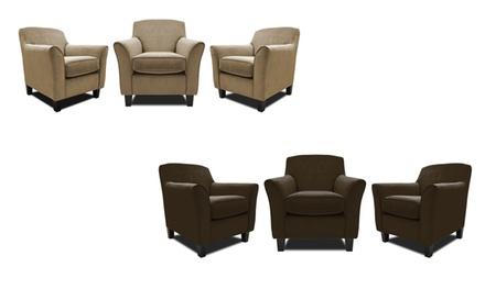 henley accent chair