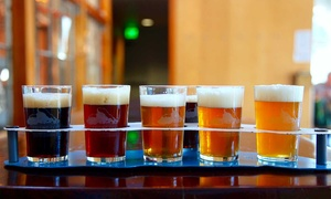 Up to 48% Off Brewery Experience at Falling Sky Brewing at Falling Sky Brewing, plus 6.0% Cash Back from Ebates.