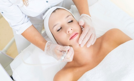 Spa Facial with Optional Eye Treatment and Microdermabrasion Treatment at BM Skincare (Up to 68% Off)