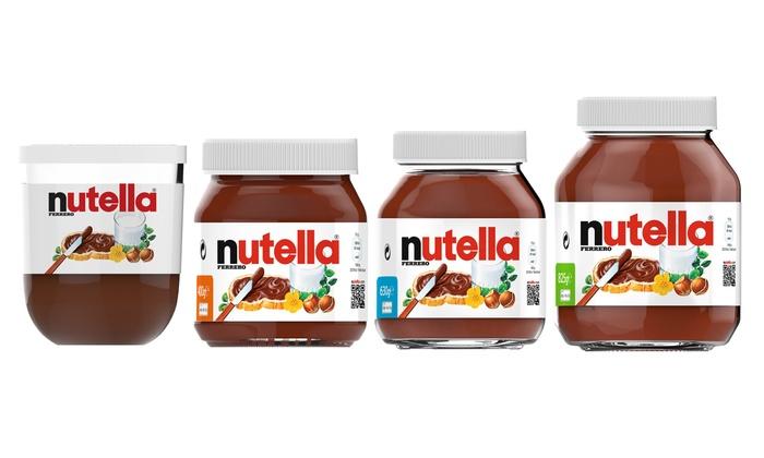 Potten Nutella-chocopasta | Groupon