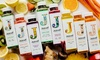 Up to 24% Off Juice Cleanses from Juiced! Cold-Pressed Juicery