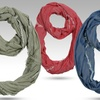 Chambere Infinity Scarf