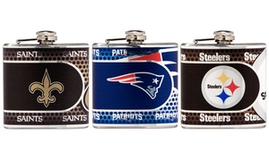 NFL Stainless Steel Team Flask