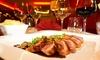 Délicieux menu de saison à Ninove