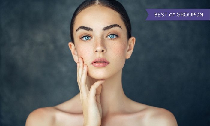 Luxe Blue Laser & Med Spa - Portage Park: One, Four, or Six Microdermabrasion Treatments with Aromatherapy at Luxe Blue Laser & Med Spa (Up to 87% Off)