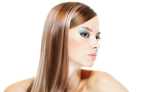 Classy Cuts Of Florida: Global Keratin Treatment, or Cut with Condition, Steam Infusion, or Highlights at Classy Cuts of Florida (Up to 60% Off)