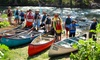 Paddle With Style - San Marcos: 1.5-Day Canoe or Kayak Trip for Two or Half-Day Guided Trip for Up to 10 at Paddle With Style (Up to 50% Off)