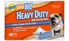 OUT! Heavy-Duty Quilted Dog Training Pads (160-Pack)