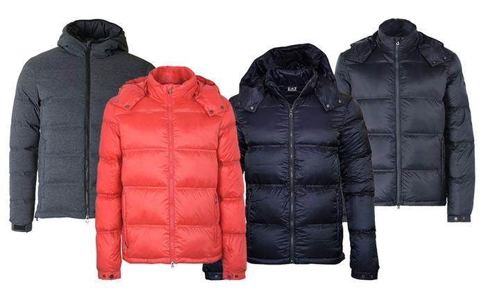 ea7 emporio armani puffer jacket
