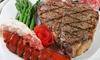 Up to 43% Off Seafood and Steak at Adagio