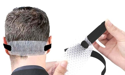 2, 3 o 4 guías para el pelo del cuello
