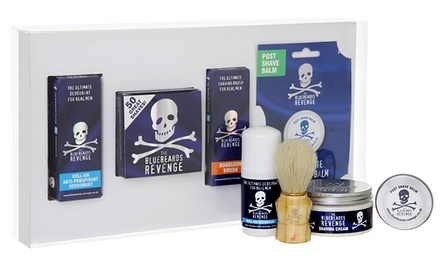 The Bluebeards Revenge   coffret découverte de rasage (SaintEtienne)