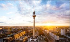 Berlin : chambre Double ou Twin 4* avec petit-déjeuner en option Berlin