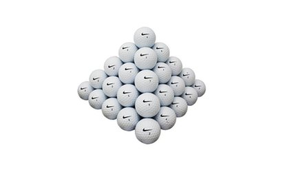 Five Dozen Recycled Mint (5A) Golf Balls with Optional Delivery