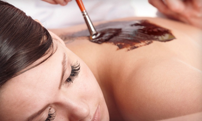 Beauty of Wax - Multiple Locations: $119 for Spa Package with Anti-Aging Facial, Peppermint Scrub, and Chocolate Body Wrap at Beauty of Wax ($259 Value)