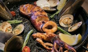 Inci Fischrestaurant: 5-Gänge-Fisch-Menü für ein, zwei oder vier Personen im Inci Fischrestaurant (bis zu 47% sparen*)