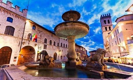 Vacanza Assisi: 1 notte in camera doppia standard con colazione per 2 persone al B&B Assisium Country House