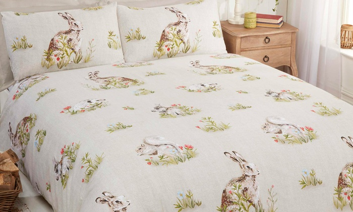 Rapport Home Country Bumpkins Duvet Set from £8
