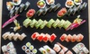 Zestawy sushi Ebi: 32-50 sztuk