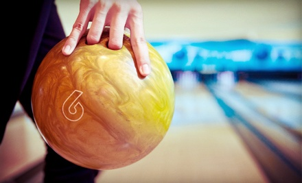 $29 for Bowling with Shoe Rental, Soda, and Popcorn for Up to Five at St. Clair and Bel-Air Bowl (Up to $64.95 Value)