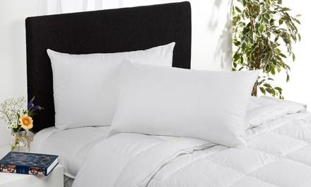 Memory Foam Core Pillow for £7.99