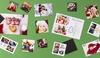 Imanes con foto personalizable