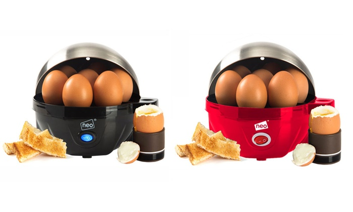 Groupon Goods Global GmbH: Neo Egg Boiler, Poacher and Steaming Machines from £10 (Up to 83% Off)