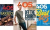 Up to 59% Off Subscription to 405 Magazine