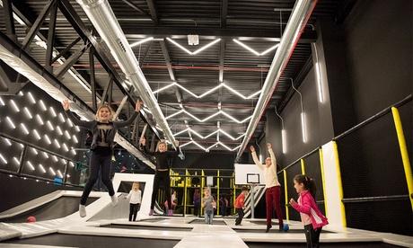 1 o 2 horas de ocio para 2 o 4 niños o cumpleaños para 12 niños desde 14,95 € en 7 Fun Center Oferta en Groupon