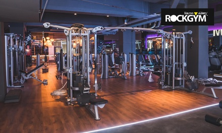 1, 3, 6 o 12 meses de acceso ilimitado a los gimnasios y a las clases colectivas desde 25 € en Rockgym Central