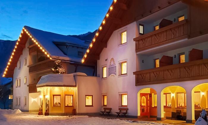 Hotel Sonja - Hotel Sonja: Valle Aurina, Hotel Sonja: Fino a 7 notti in camera standard in mezza pensione con spa e soggiorno per un cane e 1 pax