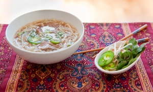 Oriental Pearl: $12 for $20 Worth of Vietnamese Food for Two at Oriental Pearl