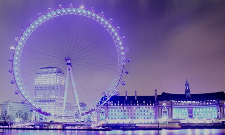 Choice of Three Nighttime Photography Tours of London with Photography Tours at Night (Up to 76% Off)