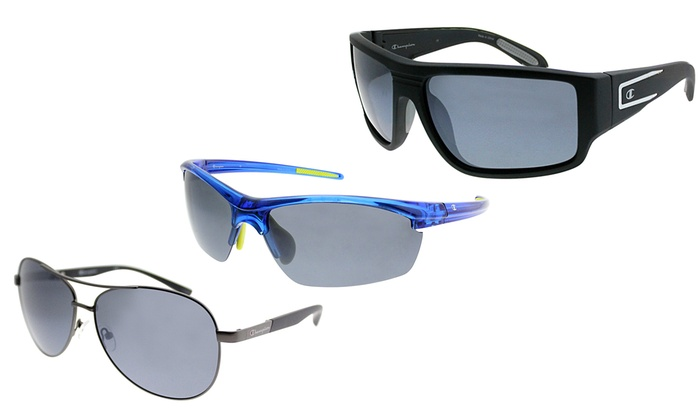 10d92b2062 Up To 82% Off on Champion Unisex Sunglasses