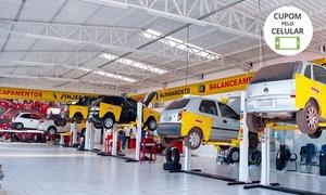 Bono Pneus – Natal: Bono Pneus – Igapó: até 6 serviços de manutenção automotiva (com opção de troca de óleo)