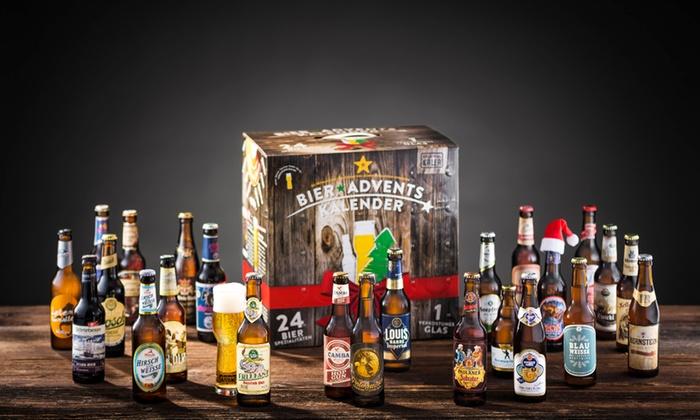 German Beer Advent Calendar Groupon