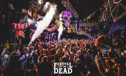 Festival of the Dead 2019, 19 October–16 November at Five Locations