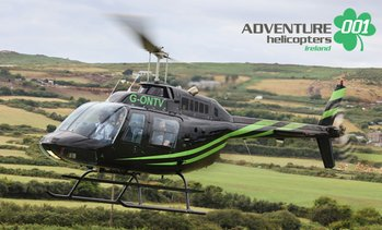 Choice of Helicopter Tour Package