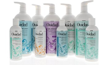 Ouidad Curly Hair Shampoo, Conditioner, or Set