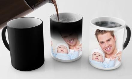 1 classic mug ou 1 magic mug, personnalisables en ligne sur Printerprix, dès 2,99 € (jusquà 82% de réduction)