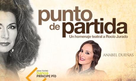 """Entrada a """"Punto de Partida"""" del 16 de septiembre al 18 de noviembre por 14,95 € en en Gran Teatro Bankia Príncipe Pío"""