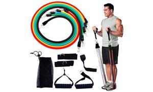 Kit de bandes élastiques fitness