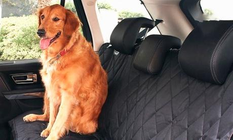 1, 2 o 3 fundas protectoras para transportar mascotas en el coche