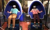 30% Off Virtual Reality Experience at VR Funtastic World