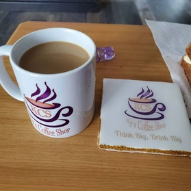 25 Ky's Coffee Packs or $10 for $14.50 Towards Ky's Apparel & 3 Ky's Coffee Packs from Kys Coffee Shop