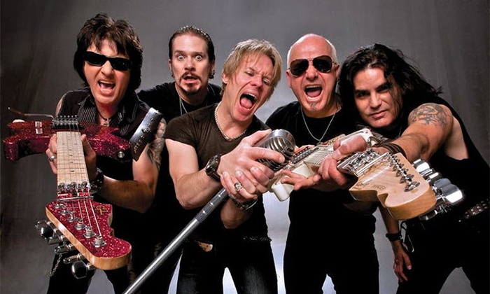 Warrant with Firehouse - Club Velvet at Hard Rock Rocksino Northfield Park: Warrant and FireHouse at Hard Rock Rocksino Northfield Park on Saturday, September 5 at 8 p.m. (Up to 65% Off)