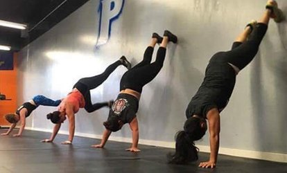 image for One Month of Kids Fitness Classes or CrossFit Classes for One Adult at CrossFit Plainville (Up to 62% Off)